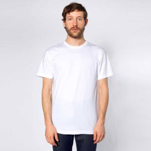 American Apparel - Fine jersey short sleeve T (2001) Thumbnail