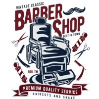Vintage Barber Shop2 Thumbnail